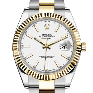 best Rolex Datejust Oyster 41 mm Oystersteel and yellow gold m126333-0015