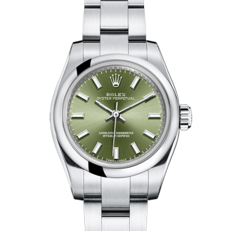 best Rolex Oyster Perpetual Oyster 26 mm Oystersteel m176200-0014