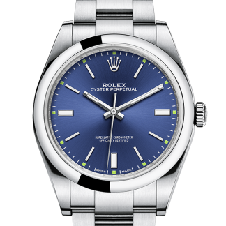 best Rolex Oyster Perpetual Oyster 39 mm Oystersteel m114300-0003