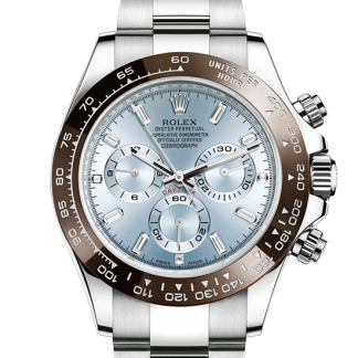 cheap Rolex Cosmograph Daytona Oyster 40 mm platinum m116506-0002