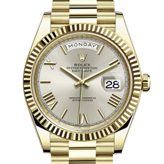 cheap Rolex Day-Date Oyster 40 mm yellow gold m228238-0002
