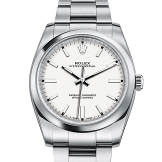 cheap Rolex Oyster Perpetual Oyster 34 mm Oystersteel m114200-0024