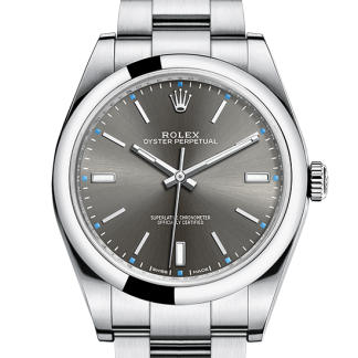cheap Rolex Oyster Perpetual Oyster 39 mm Oystersteel m114300-0001