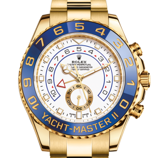 cheap Rolex Yacht-Master Oyster 44 mm yellow gold m116688-0002