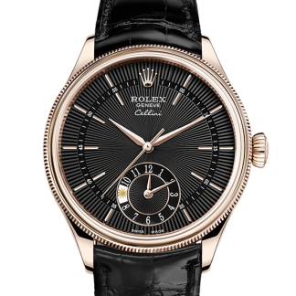 copy Rolex Cellini 39 mm 18 ct Everose gold m50525-0011