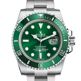 copy Rolex Submariner Oyster 40 mm Oystersteel m116610lv-0002