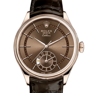 discount Rolex Cellini 39 mm 18 ct Everose gold m50525-0015