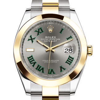 discount Rolex Datejust Oyster 41 mm Oystersteel and yellow gold m126303-0019