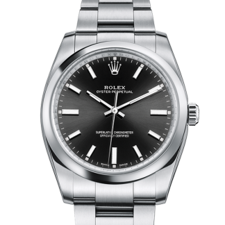 discount Rolex Oyster Perpetual Oyster 34 mm Oystersteel m114200-0023