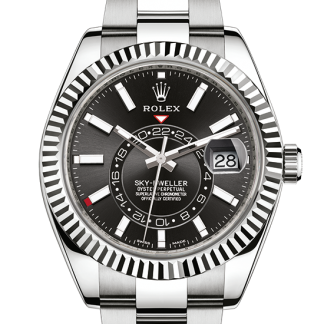 discount Rolex Sky-Dweller Oyster 42 mm Oystersteel and white gold m326934-0005