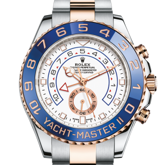 discount Rolex Yacht-Master Oyster 44 mm Oystersteel and Everose gold m116681-0002