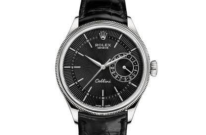 fake Rolex Cellini 39 mm 18 ct white gold m50519-0007