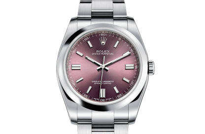 fake Rolex Oyster Perpetual Oyster 36 mm Oystersteel m116000-0010