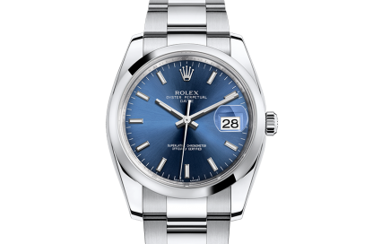 perfect Rolex Datejust Oyster 34 mm Oystersteel m115200-0007
