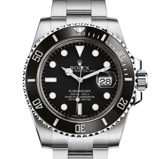 replica Rolex Submariner Oyster 40 mm Oystersteel m116610ln-0001