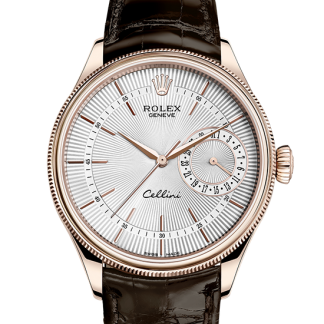 top Rolex Cellini 39 mm 18 ct Everose gold m50515-0008