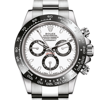 top Rolex Cosmograph Daytona Oyster 40 mm Oystersteel m116500ln-0001