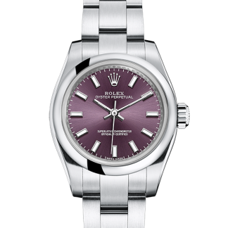 top Rolex Oyster Perpetual Oyster 26 mm Oystersteel m176200-0016
