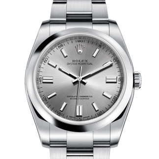 top Rolex Oyster Perpetual Oyster 36 mm Oystersteel m116000-0009