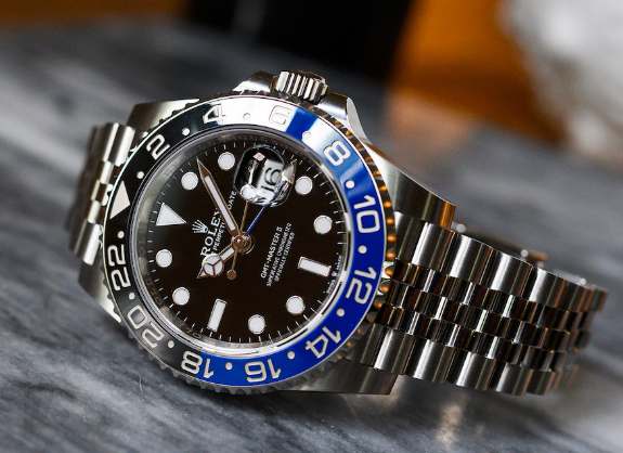 Rolex GMT-Master II 126710BLNR watches